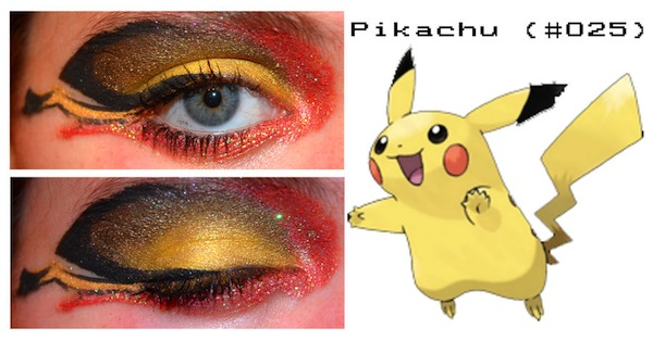 Who is game for some Pokemake-up?