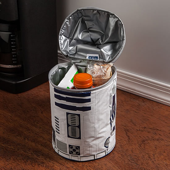 The Star Wars R2D2 Lunch Bag with Sound