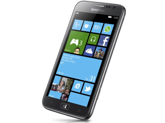 Ativ S, world's first Windows Phone 8 device by Samsung
