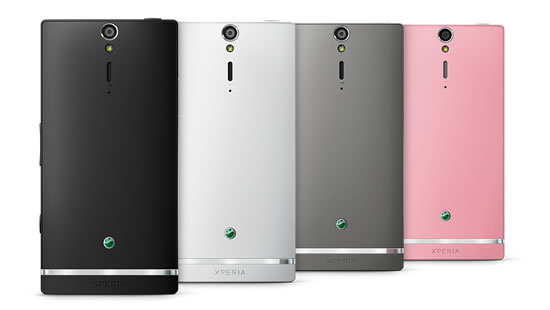 Sony unveils its new Xperia SL Smartphone: Successor to the Xperia S