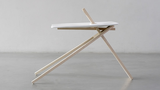 The Tripod Side Table is Trendy