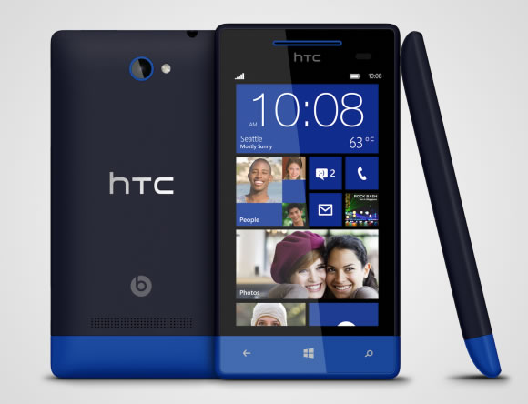 HTC Windows Phone 8X and 8S Smartphones set to Steal the Show