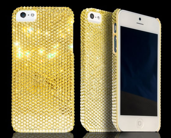 Swarovski Cover Case Candy Series for the new iPhone 5