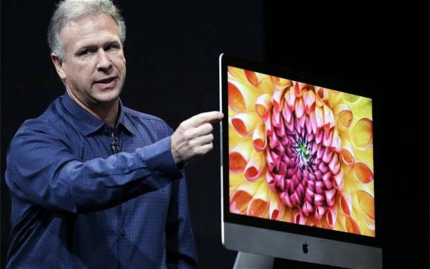 The new Apple iMac says R.I.P DVD Drives