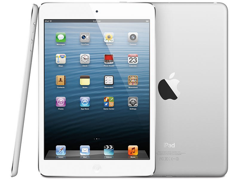 iPad Mini: Apple's smaller tablet