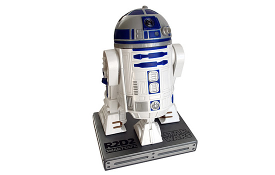 Star Wars R2D2 Smart Safe provides geeky security