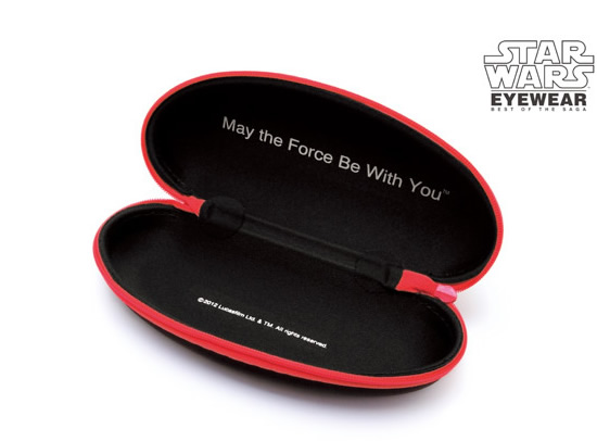 The Star Wars Eyewear: The Height of geek chic
