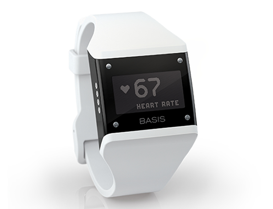 Basis Health Tracker gives a comprehensive picture of your lifestyle