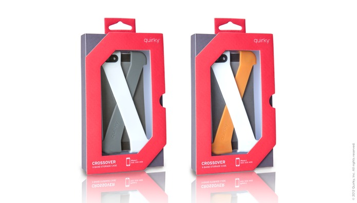 The Crossover iPhone cover also carries your credit cards for you