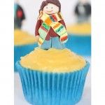 doctor who cupcakes 13 150x150 Doctor Who Cupcakes with all eleven Doctors