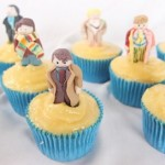doctor who cupcakes 3 150x150 Doctor Who Cupcakes with all eleven Doctors