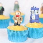 doctor who cupcakes 5 150x150 Doctor Who Cupcakes with all eleven Doctors