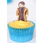 doctor who cupcakes 7 150x150 Doctor Who Cupcakes with all eleven Doctors