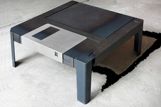 Floppy Coffee Table is a definite Hit