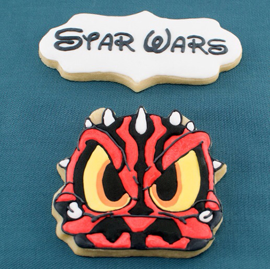 Disney+ Star Wars = Cookies