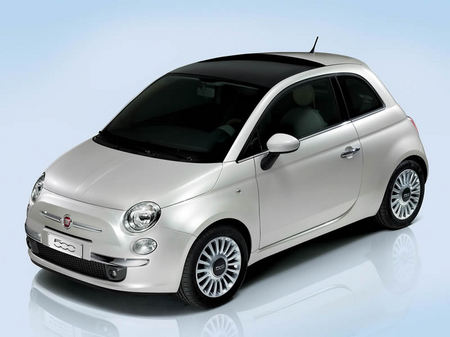 Fiat 500 in the U.S. by 2010