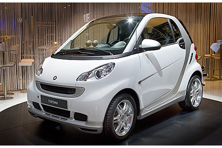 Smart Fortwo all set to whiz in US by early 2008