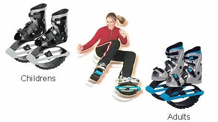 Air Fly Jumper/Bouncing Shoes/Velocity Stilts