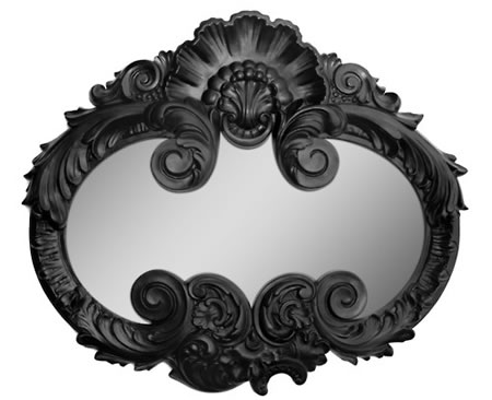 The Secretive Batman Mirror