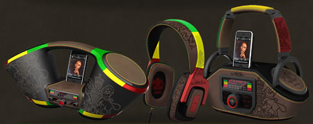 Bob Marley Jammin Collection is a Treat for Music Lovers
