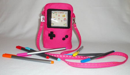 Go girl with GameGirl Bag