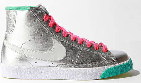 Funky High Tops Nike-blazer-high-top-sneakers