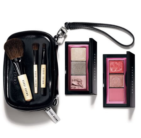 Exclusive Pink Satin collection by Bobbi Brown