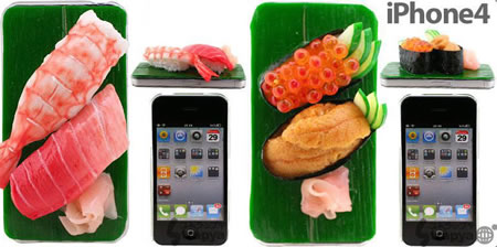 Want some Sushi on your iPhone Mate?