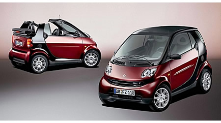 Smart ForTwo starts at $12,000