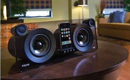 iHome iP1 iPod Dock: A treat for music buffs