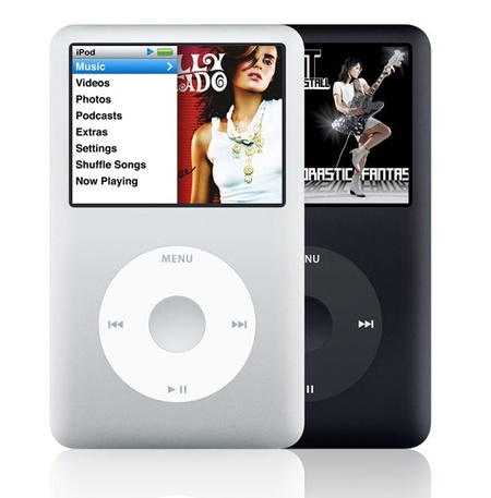 Apple iPod classic…..more enhanced!