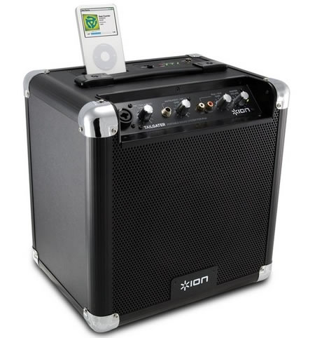 Ion Audio Tailgater assures a 'rocking' time