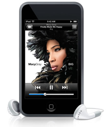 New Apple iPod Touch – a new toy for the iPod generation