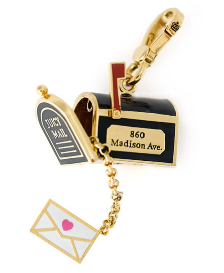 Gift a Juicy Couture Mailbox this Valentine