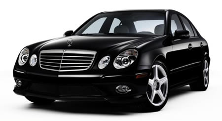 Mercedes-Benz Special Edition 2007 E350 Sedan helps Cure the Women