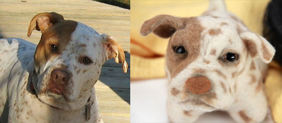 Transfigure your dog into a Custom Stuffed Animal