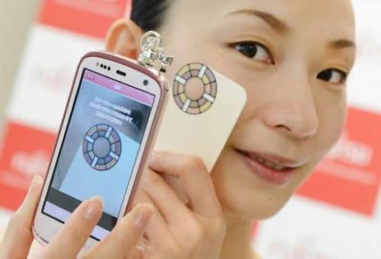 Fujitsu unveils Hada Memori: The cloud-based skin monitoring system