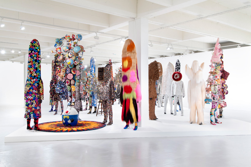 Soundsuits: The wearable art pieces by Nick Cave are gorgeous