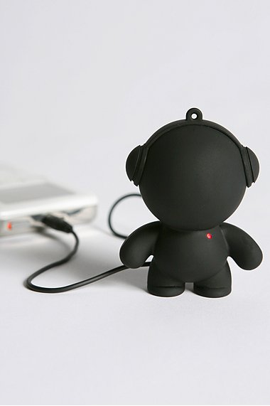 Headphonie MP3 Speaker is extremely cute and desirable