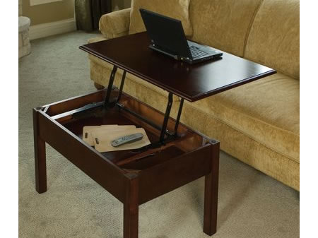 Conversion Coffee Tables Brings Your Office Into Your Home Gizmodiva