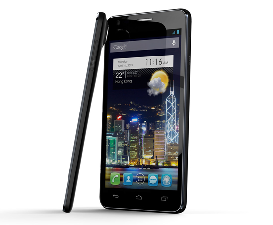 Alcatel One Touch Idol is the world's thinnest smartphone