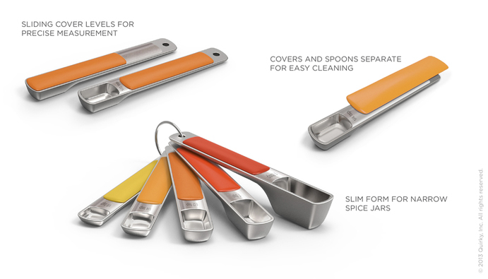 Up your level of Cooking with Level Measuring Spoons
