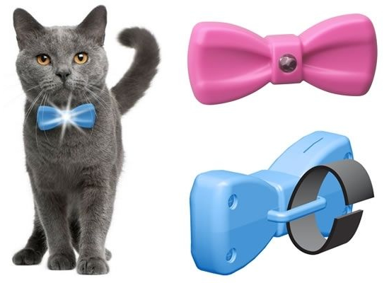 Pet Collar Light Ensures Safety in the Dark!