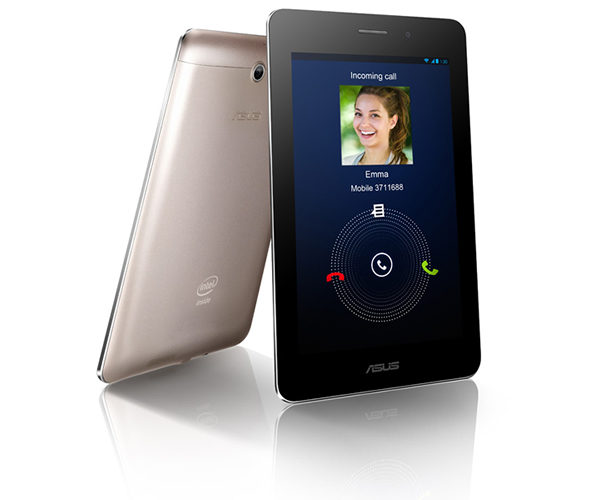 Asus Fonepad, The First Tablet-Sized Device That Can Place Calls