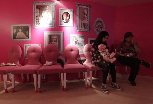 World's First Barbie Café opens in Taiwan