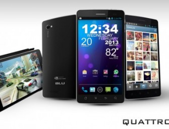 BLU Launches NVIDIA Tegra 3 Powered Smartphones