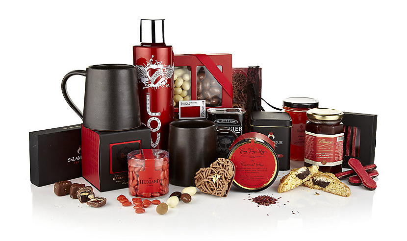Ultimate Valentines Hamper by Harrods is Too Good to be True