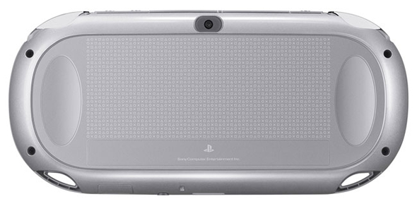 PlayStation Vita 'Ice Silver' Edition Released In Asia