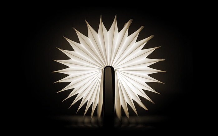 Appealing: Lumio Lamp Looks and Acts like a Book