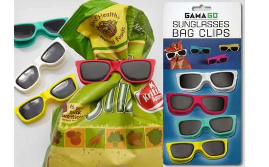 The Sunglasses Bag Clips